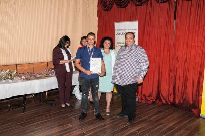 """Участие на ученици от ПГСС """"Дунавска земя"""" в национално състезание """"Млад фермер"""" - Изображение 2"""